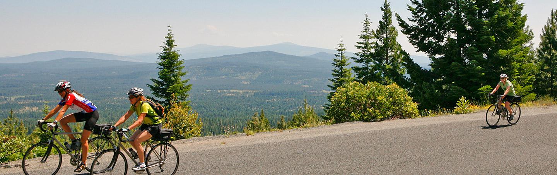 Oregon Bike Tour