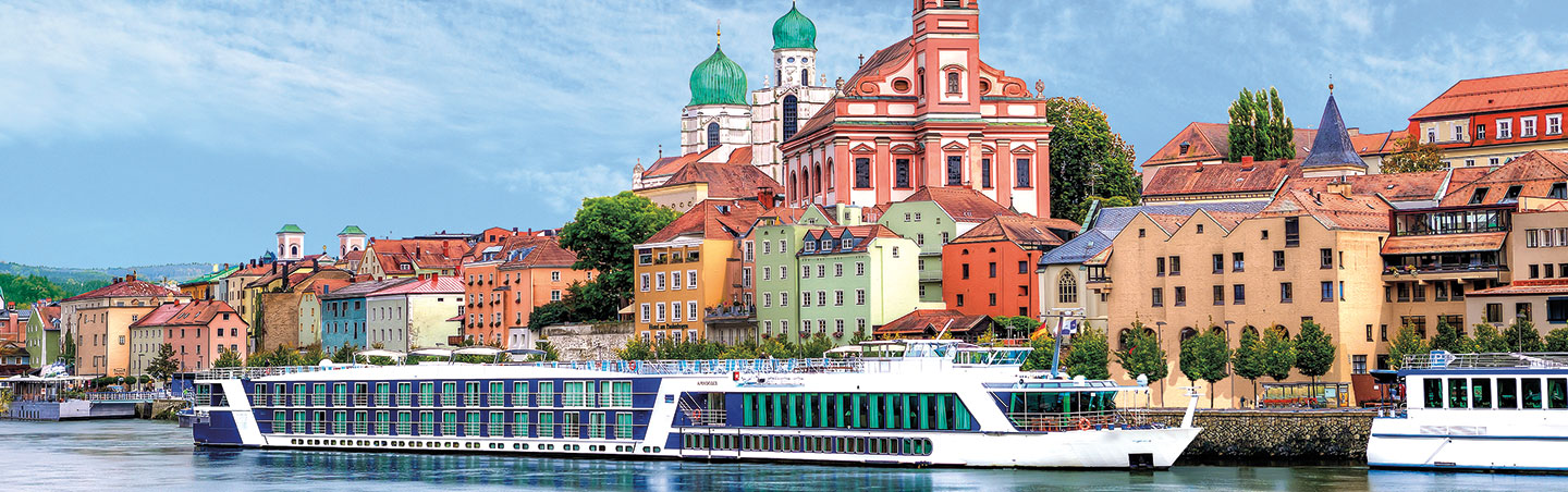 Danube River Cruise Family Breakaway Bike Tour
