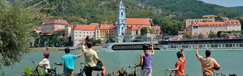Danube River Cruise Bike Tours