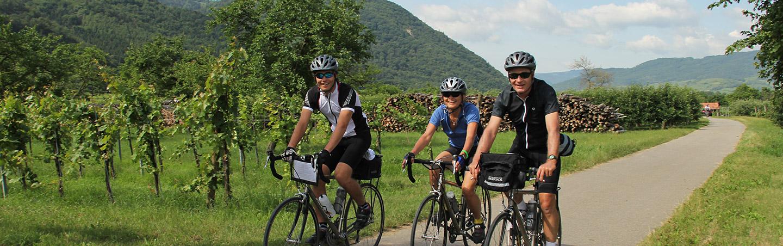Danube River Cruise Family Bike Tours  Backroads