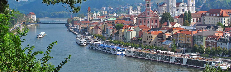 Backroads Danube River Cruise full ship charter