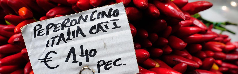 peperoncino, Italy