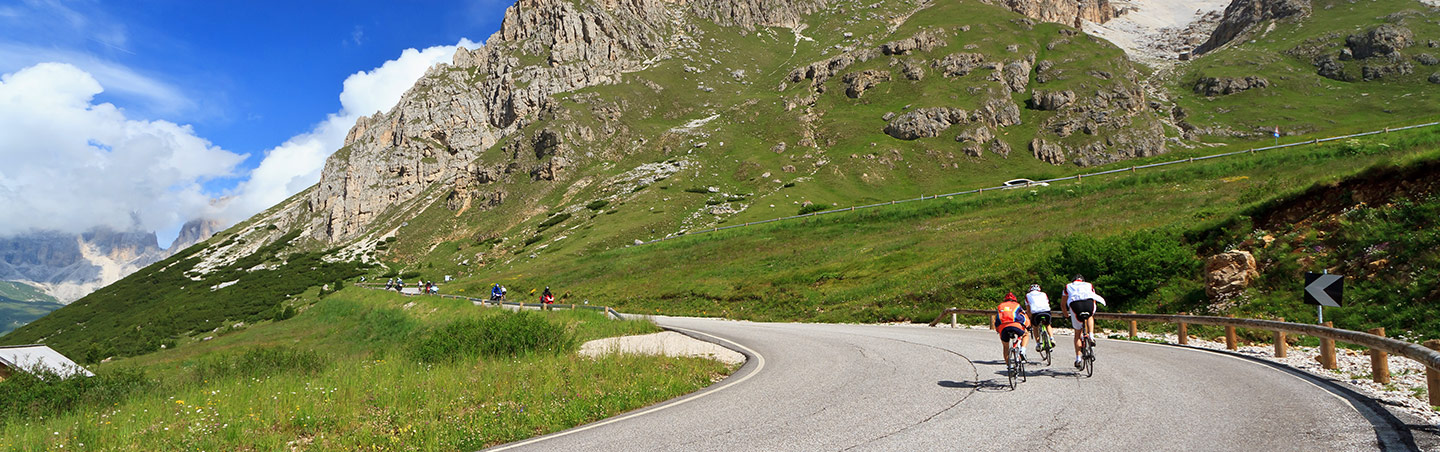 Dolomites Bike Tours