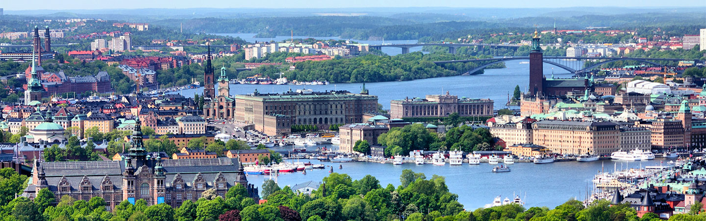 Stockholm to Copenhagen Family Breakaway Bike Tour