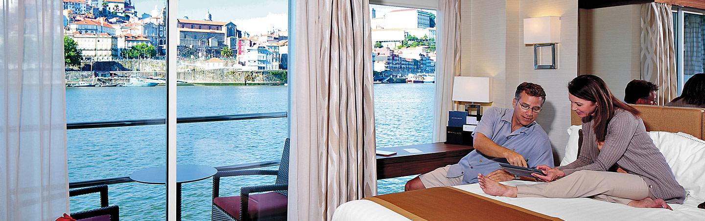 Portugal's Douro River Cruise Bike Tour