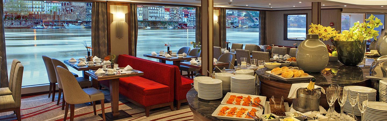 Douro River Cruise Ship - AMA Waterways / Backroads