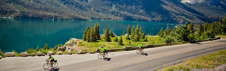 Glacier & Waterton Lakes Bike Tours