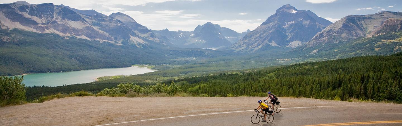 Glacier & Waterton Lakes Bike Tour