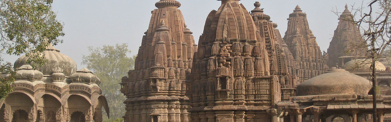 Temple on Backroads India Multisport Tour