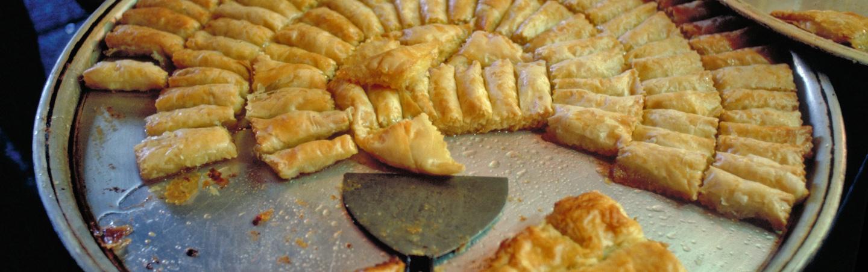 Israeli pastries