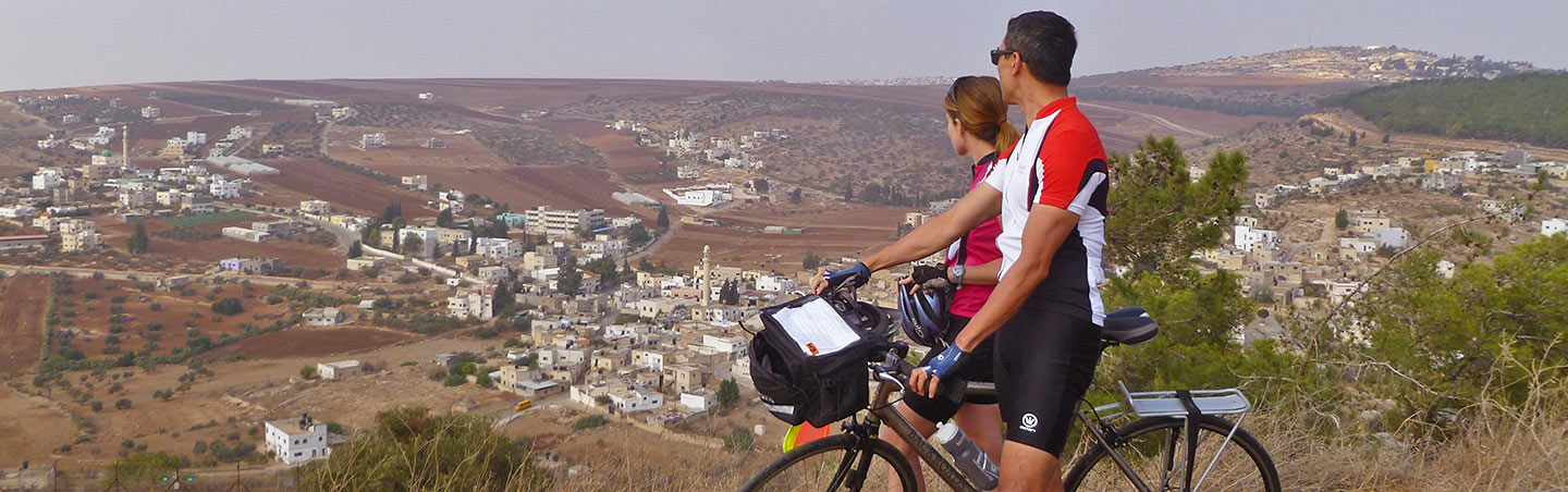 Israel Bike Tours