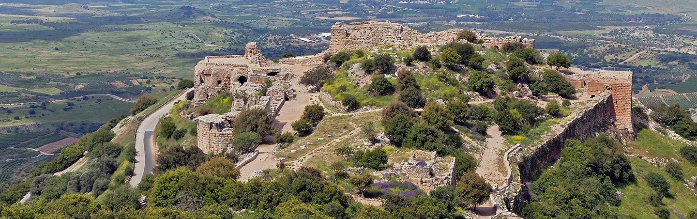 Backroads Israel Trip