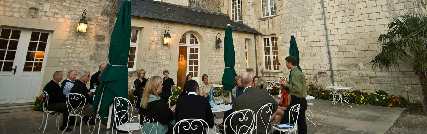 Dining on Backroads Loire Valley Bike Tour