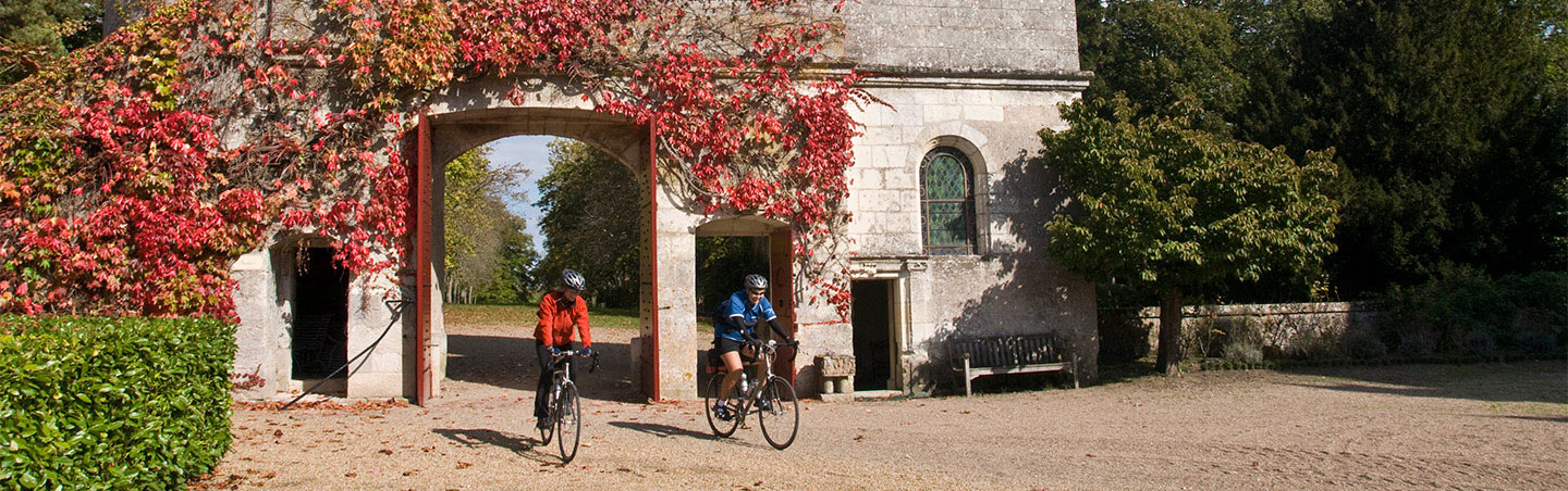 Cycling on Backroads Loire Valley bike tours