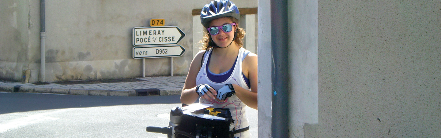Loire Valley France Family Bike Tour