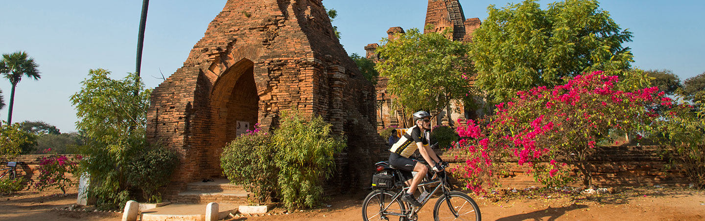 Myanmar Bike Tours