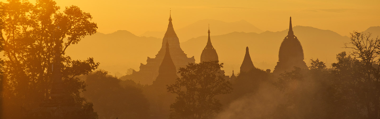 Bagan - Myanmar Bike Tours