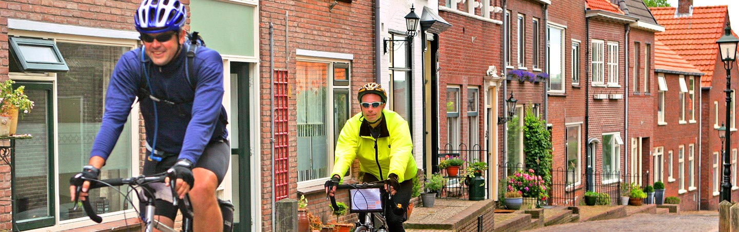 Holland & Belgium Bike Tours