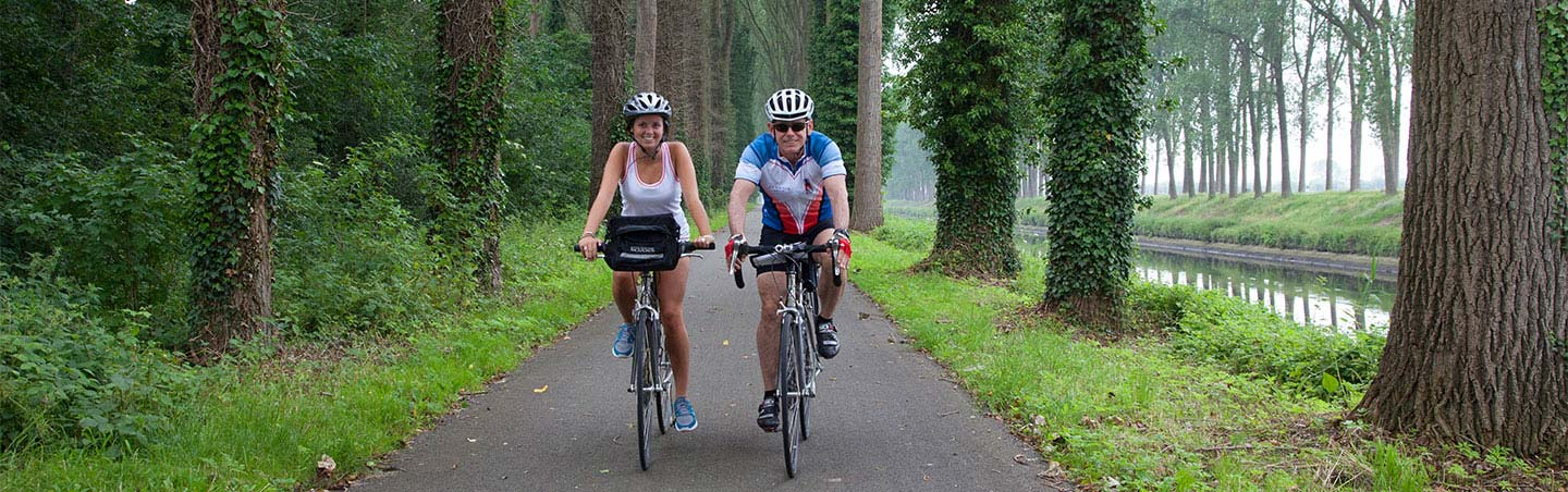 Holland & Belgium Family Breakaway Bike Tour
