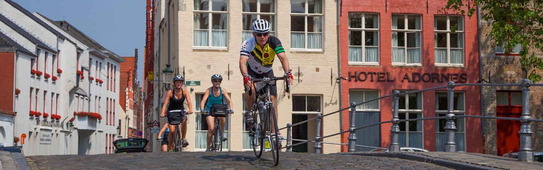 Holland & Belgium Family Bike Tours