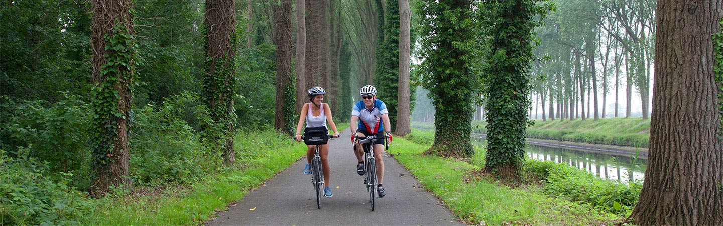 Holland & Belgium Family Bike Tours