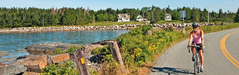 Nova Scotia Bike Tours