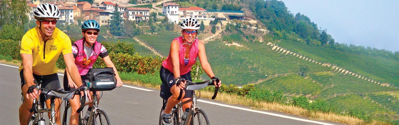Piedmont Italy Bike Tour