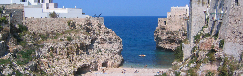 Puglia, Italy coast