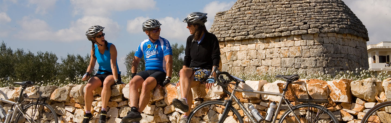 Backroads Puglia Family Bike Tours