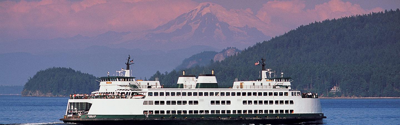San Juan Islands Ferry, Washington