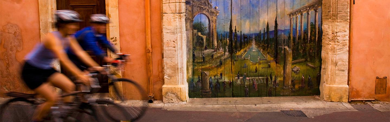 Backroads Provence Bike Tour