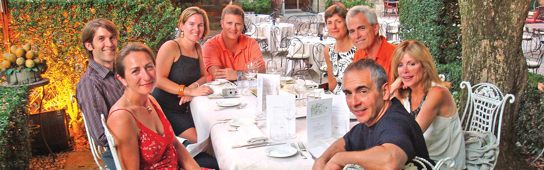 Dining on Backroads Provence Bike Tour