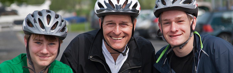 Cycling on Backroads Rhine Family Breakaway River Cruise Bike Tour