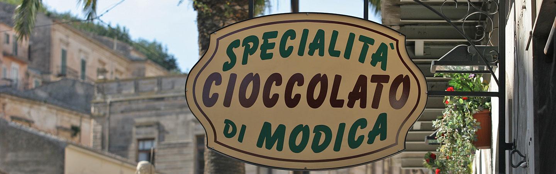 Specialita cioccolato di modica, Sicily