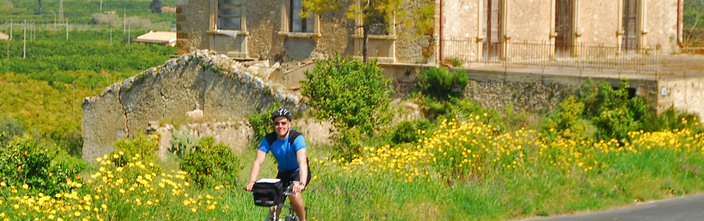Sicily Family Breakaway Bike Tour