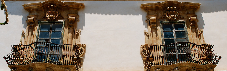 Sicily, Italy architecture