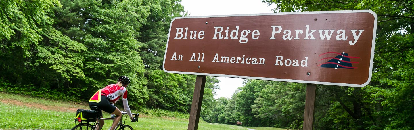 Blue Ridge Parkway Bike Tours