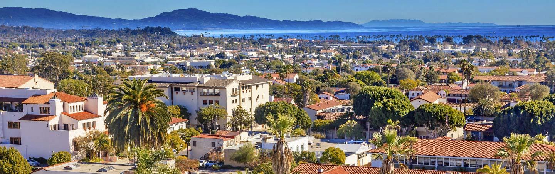 Santa Barbara, California family tours
