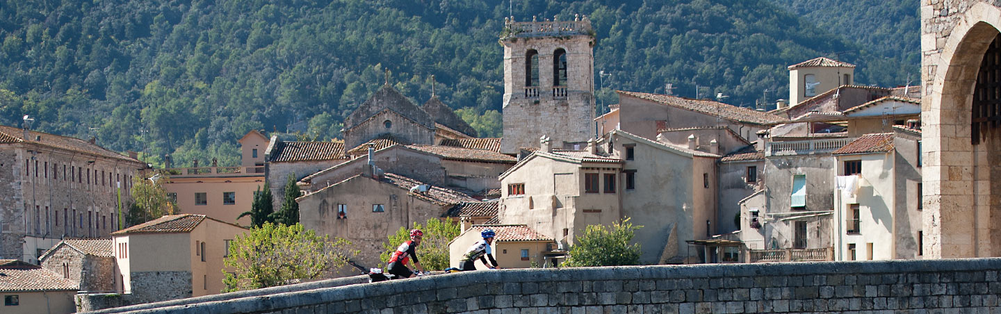 Pyrenees to Costa Brava Family Breakaway Bike Tour