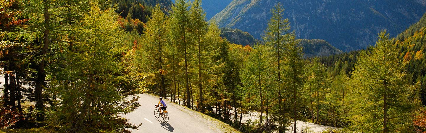 Backroads Slovenia & Italy Bike Tour