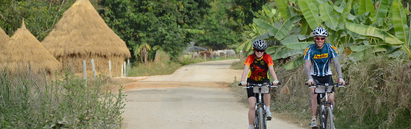 Thailand Bike Tour