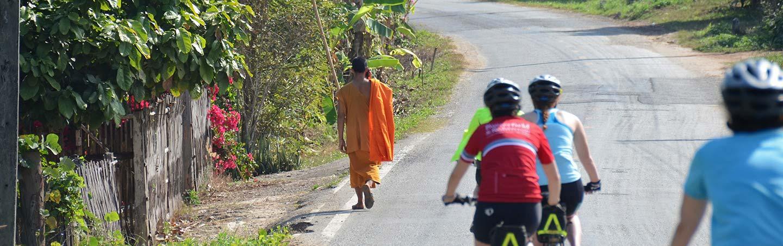 Thailand Family Bike Tour