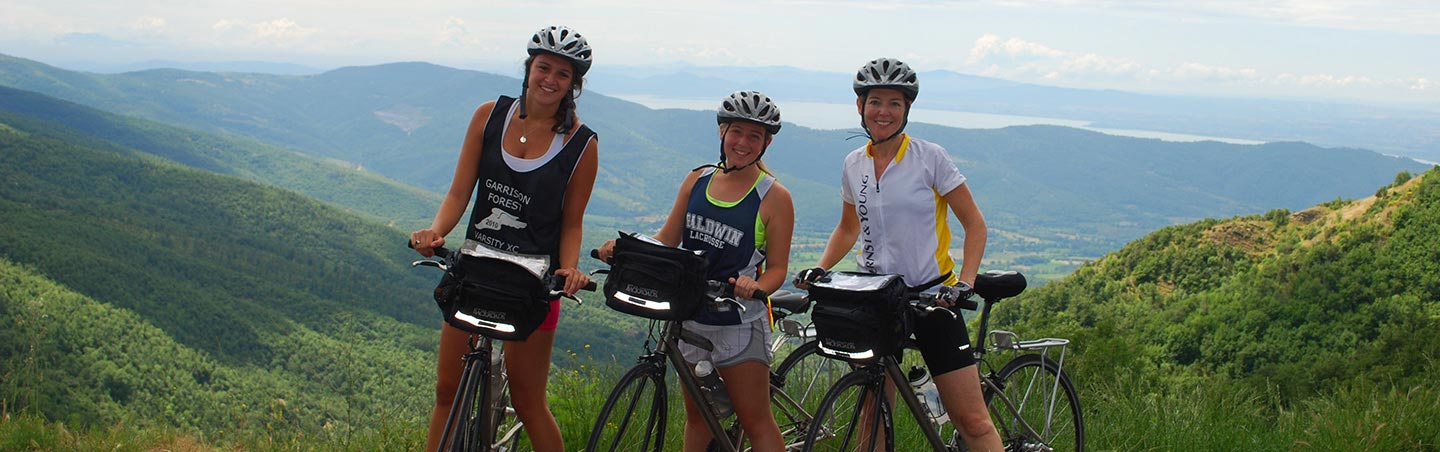 Tuscany & Umbria Family Breakaway Bike Tour