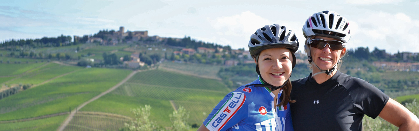 Tuscany Family Bike Tour