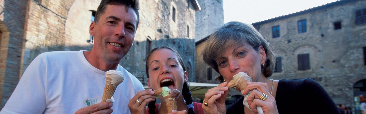Tuscany family vacations
