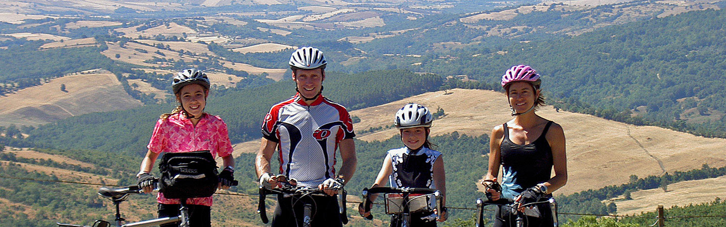 Tuscany Family Bike Tours