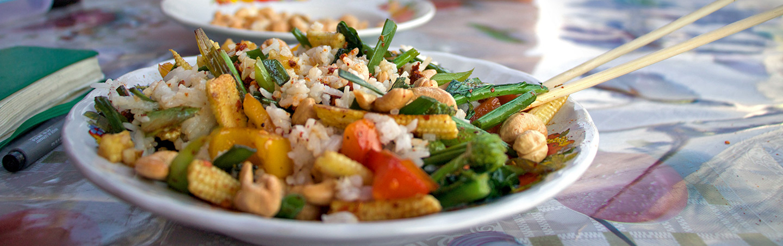 Vietnamese food - Backroads Vietnam & Cambodia Bike Tour