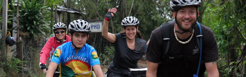Vietnam & Cambodia Family Bike Tour