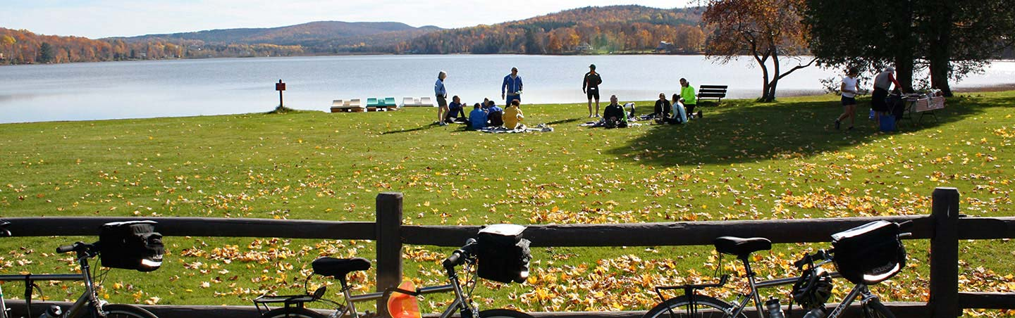 Backroads Vermont & Quebec Bike Tours