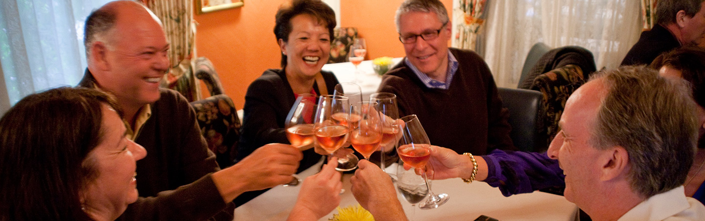 Wine Tasting - California Wine Country Bike Tours